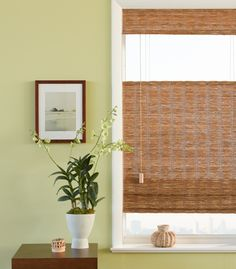 We need top/down, bottom/up feature for privacy and air flow in our room.  This is so much more interesting than a boring pleated shade.    From foodandhome.com