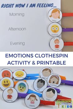 Emotions Activity