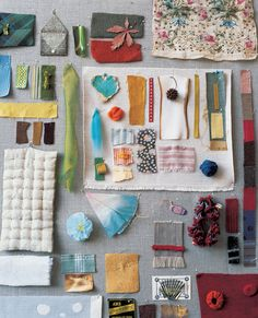 From Last-MInute Fabric Gifts, by Cynthia Treen