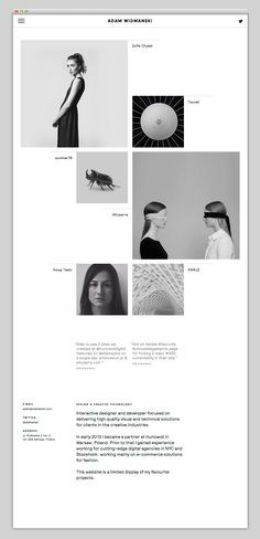 Saved by Rebecca Gurry Discover more of the best Layout, Design, Website, Minimal, and Webdesign inspiration on Designspiration Dashboard Design, Site Web Design, Best Website Design, Interaktives Design, Grid Design, Page Design, Layout Design, Flat Design, Design Websites