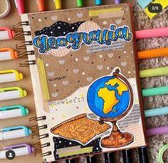 Bullet Journal School, Bullet Journal Writing, Bullet Journal Banner, Bullet Journal Aesthetic, Bullet Journal Notebook, Bullet Journal Ideas Pages, Bullet Journal Inspiration, School Organization Notes, School Notes