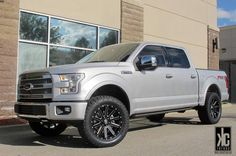 2015 Ford F150 Accessories by Exclusive Motoring