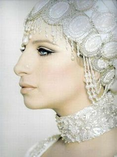 Barbra Streisand one of the most stunning pics I have seen of her.