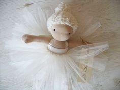 Waldorf ballerina idea doll