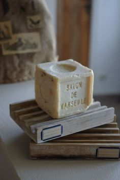 Soap: Savon de Marseille http://pinterest.com/nfordzho/soaps/