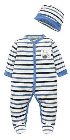 "Winbright Baby Boy's ""Lovely Cat"" Striped Footed Fleece S... https://smile.amazon.com/dp/B010OXFUFC/ref=cm_sw_r_pi_dp_x_6GkGzb7XKGD4N"
