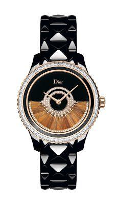 "Montre ""Dior VIII Grand Bal Plume"""