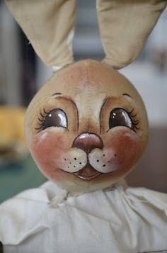 Bunny face painting tutorial