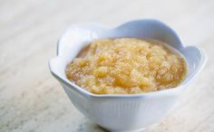 Delicious homemade applesauce recipe.  There is nothing better than homemade applesauce with hand-picked apples, and it is so easy to do!