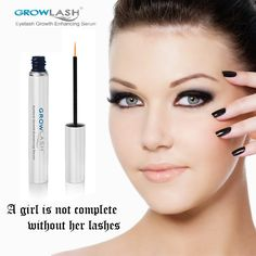 A girl is not complete without her #lashes