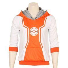 2017 Fashion Pokemon Go Logo Trainer Hoodies Anime Cosplay Costume Hoody Sweatershirt For Men Women Plus Size dropship