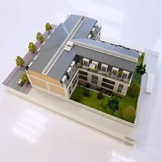 Maquette 3D d'un pro