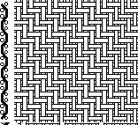 """Twill is a type of textile weave with a pattern of diagonal parallel ribs. This is done by passing the weft thread over one or more warp threads and then under two or more warp threads and so on, with a """"step"""" or offset between rows to create the characteristic diagonal pattern. Because of this structure, twills generally drape well. Examples of twill fabric are denim, tweed, chino, gabardine, drill, covert, and serge. Types Of Textiles, Polymer Clay Canes, Texture Design, Fabric Art, Ribs, Tweed, Weave, Jewelry Making, Templates"""