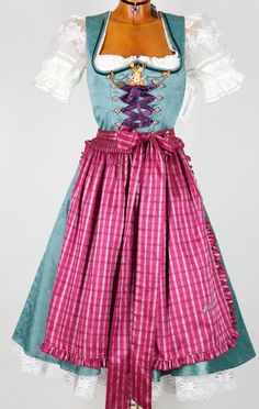 dirndl obsession. Wish I could find one similar!  Love this one