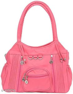 Handbags Elegant Fancy PU Leather Handbag Material: PU Leather No. of Compartments: 2 Pattern: Solid Type: Handheld Multipack: 1 Sizes:Free Size (Length Size: 38 in Width Size: 30 in Height Size: 2 in) Country of Origin: India Sizes Available: Free Size   Catalog Rating: ★4.1 (7931)  Catalog Name: Eva Elegant Fancy Pu Leather Handbags Vol 14 CatalogID_592352 C73-SC1073 Code: 482-4155719-573