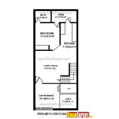 10 Best lay plan 15 ×60 images in 2017 | Home plans, 30x40