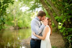 Engagement sessions cultivate trust between between me and my clients // Jessica Lauren Photography