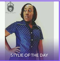 Post your most fabulous looks on the Fashom app for a chance to be Stylie Of The Day just like Fashom user Whigenetaylor.