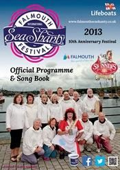 FALMOUTH SEA SHANTY FESTIVAL (14-16 June 2013) | Cornwall: 'Celebrates it's 10th year! The  largest free festival of maritime music on the planet! The event will include groups of singers performing sea shanties, songs of the sea and Cornish songs. Singers come from all over Cornwall, the UK, Holland and France. There will also be humorous tales, pirate re-enactments and other stories from the sea. The Festival raises money for the RNLI.'     ✫ღ⊰n