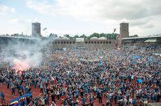 Afscheid van het Stockholms Stadion