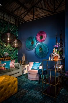 Versmissen furniture & decoration  | www.bocadolobo.com #bocadolobo #luxuryfurniture #exclusivedesign #interiodesign #designideas #maisonetobjet #parisdesignweek #PDW17 #paris