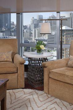 Four Seasons San Francisco  Henderson Design Group