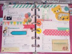 Lucy-Wonderland: filofax