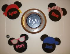 Disney Cruise Ship Disney Dream Disney Magic Personalized