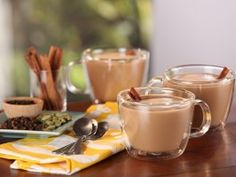 Homemade Coconut Chai Tea Latte from CookingChannelTV.com