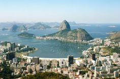 Day One of 30TRN30 We will be exploring the Famous Sugarloaf Mountain...Why is this mountain such an attraction? check it!