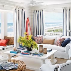 Earn Your Stripes | Cozy up your home with charming ideas for every room.