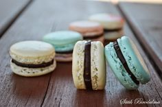 SÜTIK BIRODALMA: Macaron Macarons, Food And Drink, Cooking Recipes, Cookies, Baking, Cake, Drinks, Candy, Crack Crackers