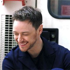 He's so cute when he does that. Aagghh! I can't even.