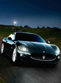 Maserati luxury