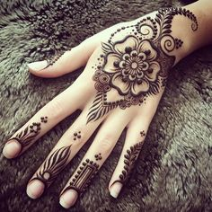 This article is about the best and gorgeous henna patterns. We are selecting Top 10 Lovely Mehndi Designs for Girls 2019 here from the best. Henna Hand Designs, Mehandi Designs, Mehndi Designs Finger, Tattoo Design For Hand, Mehndi Designs 2018, Mehndi Designs For Beginners, Mehndi Designs For Fingers, Mehndi Design Images, Beautiful Mehndi Design