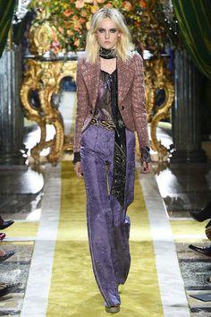 Roberto Cavalli Fall 2016 Ready-to-Wear Fashion Show