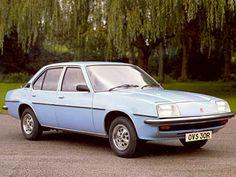 Scottish Transport Memorabilia: 1976 Vauxhall Cavalier