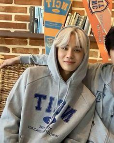 Jung Woo, Taeyong, Nct 127, Aha Aha, Hooded Jacket, Kpop, Sweatshirts, Boys, Technology