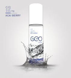 Acai berry E-Liquid so rich