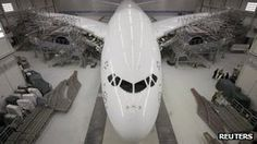Airbus owner EADS hit by exposure to US jet firm Hawker