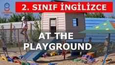 2. Sınıf İngilizce - At The Playground Playground, The Creator, Outdoor Decor, Youtube, Children Playground, Outdoor Playground, Youtubers, Youtube Movies