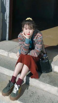Girls In Love, Pretty Girls, Iu Fashion, Chinese Culture, Korean Celebrities, My Princess, Beautiful Actresses, Girl Crushes, Cute Wallpapers