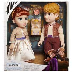 Disney Frozen 2 Anna and Kristoff Dolls Proposal Gift Set 2 Doll Pack Disney Barbie Dolls, Disney Princess Dolls, Disney Animator Doll, Disney Frozen Birthday, Disney Frozen 2, Frozen Frozen, Frozen Movie, Disney Animators Collection, Frozen Anna And Kristoff