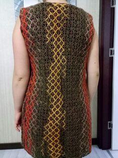 Stitch Patterns, Crochet Patterns, Crochet Cardigan, Crochet Fashion, Free Crochet, Knitting, Sweaters, Beautiful, Dresses