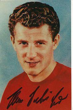 Hans Schäfer   DFB  Weltmeister WM 1954 Foto original signiert - 259220-S