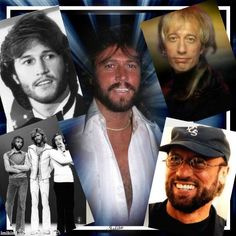 ☆The Bee Gees / Maurice, Robin and Barry with Andy