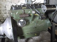 this is spare engine for my 1938 Austin 18, it is actually a 1934 16hp engine with the sump, front and rear mounting plates changed for later type.