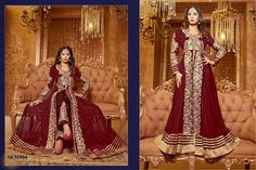 Catalog Name : SEM504 Design :7 MOQ : Full Catalog  Rate : 1,770 INR/Design Full Catalog Rate : 12,390 INR Weight: 10 Kg