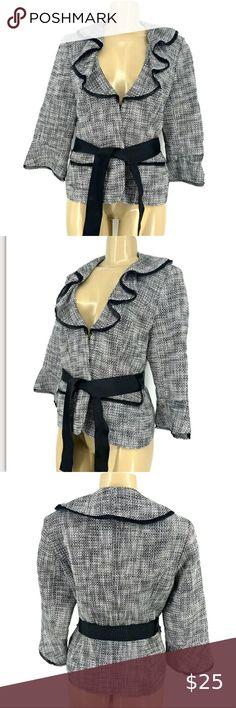White House black market women blazer jacket Like new White House Black Market Jackets & Coats Blazers & Suit Jackets