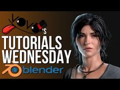 VOVO'S Tutorials Wednesday #1 - BLENDER - Skin Nodes - YouTube